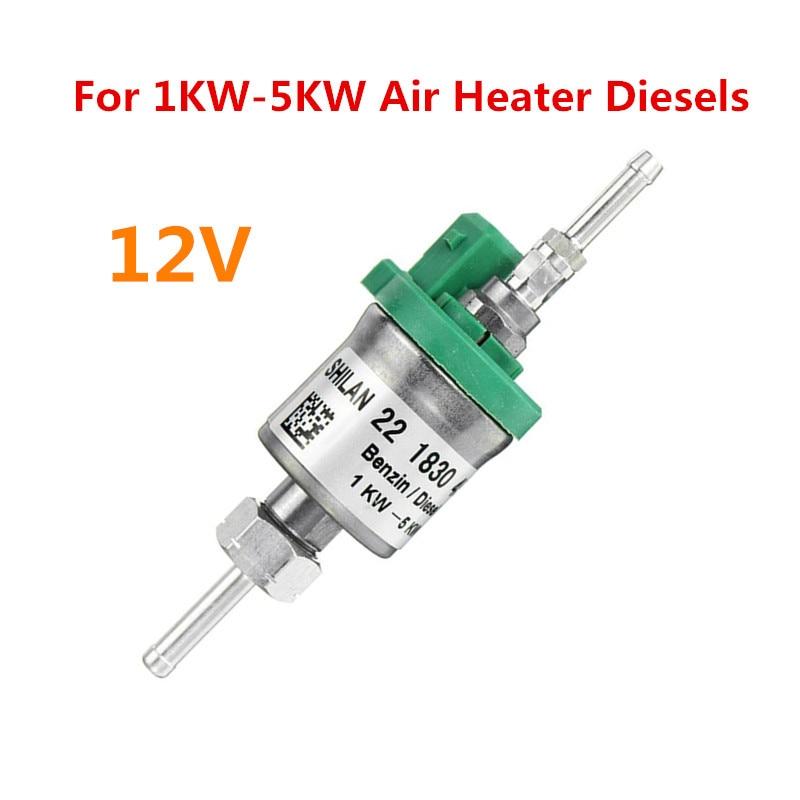 12 v para 1kw a 5kw para webasto ebersacher aquecedores para caminhão de carro bomba de combustível de óleo bomba de ar aquecedor de estacionamento bomba de medição de pulso