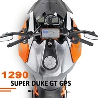 for 1290 super duke gt 2016 2021 2020 2019 2018 2017 new motorcycle accessories black mobile phone holder gps stand bracket