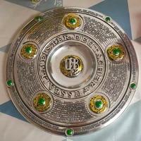 limited 42 5cm bundesliga championship trophy replica souvenir bundesliga sand table award model bayern fans souvenirs nice gift