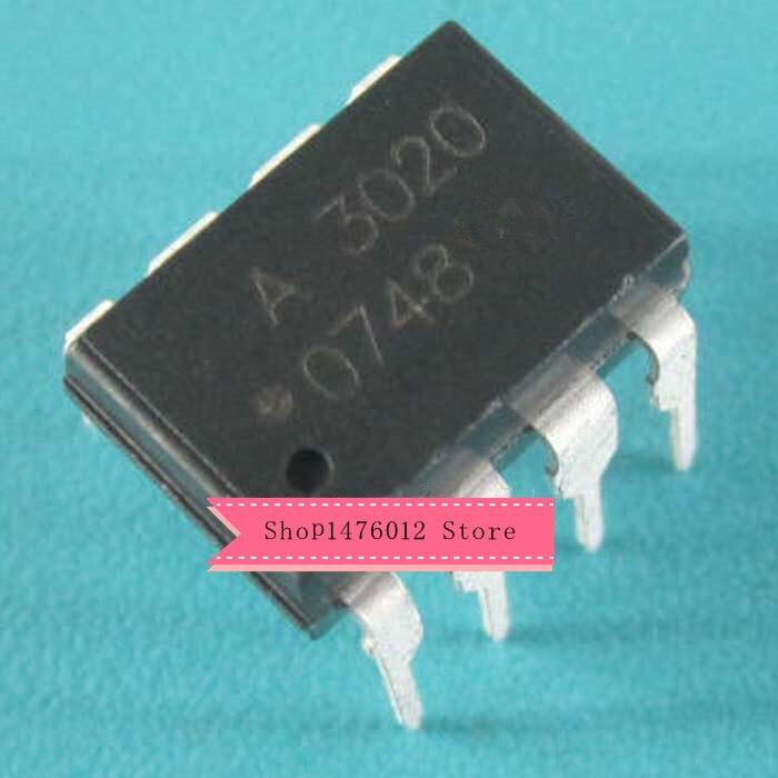 10pcs-a3020-hp3020-hcpl-3020-dip-8