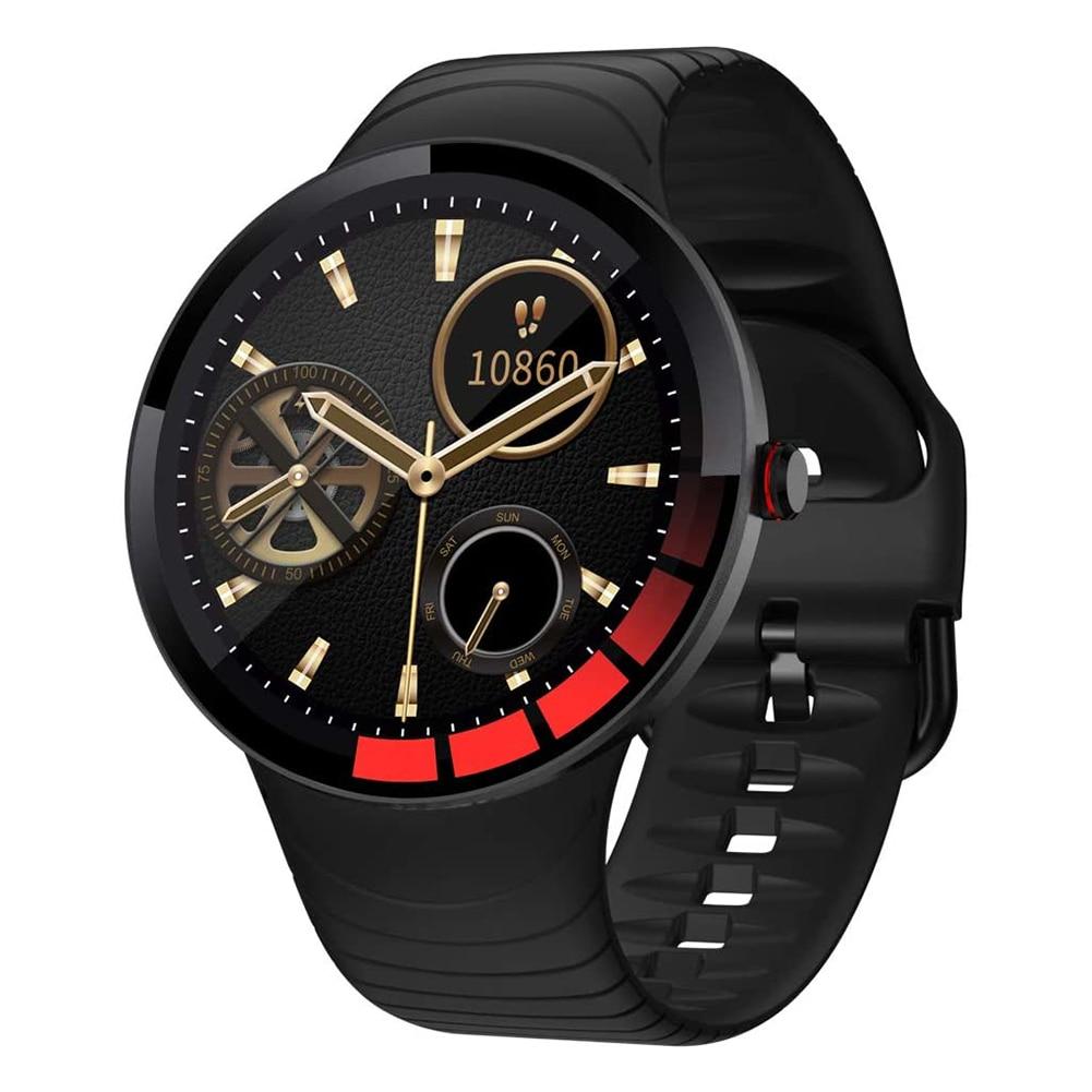 2020 E3 1.28 بوصة ساعة ذكية تعمل باللمس الرياضة بلوتوث متوافق جهاز تعقب للياقة البدنية سوار Smartwatch للرجال والنساء