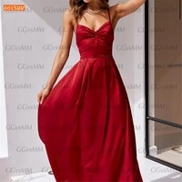 sexy red prom dresses 2021 vestidos de fiesta a line satin backless %d0%bf%d0%bb%d0%b0%d1%82%d1%8c%d0%b5 %d0%bd%d0%b0 %d0%b2%d1%8b%d0%bf%d1%83%d1%81%d0%ba%d0%bd%d0%be%d0%b9 custom made formal party gowns for women