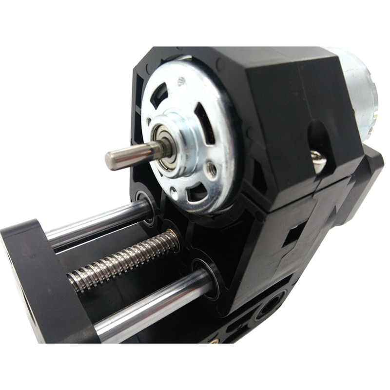 Desktop CNC1610 2418 3018 Pro Injection Plastic Mould Kit 10 In 1 with Z Axis 775 Spindle Lead Screw Guide Rail 42 Stepper Motor enlarge