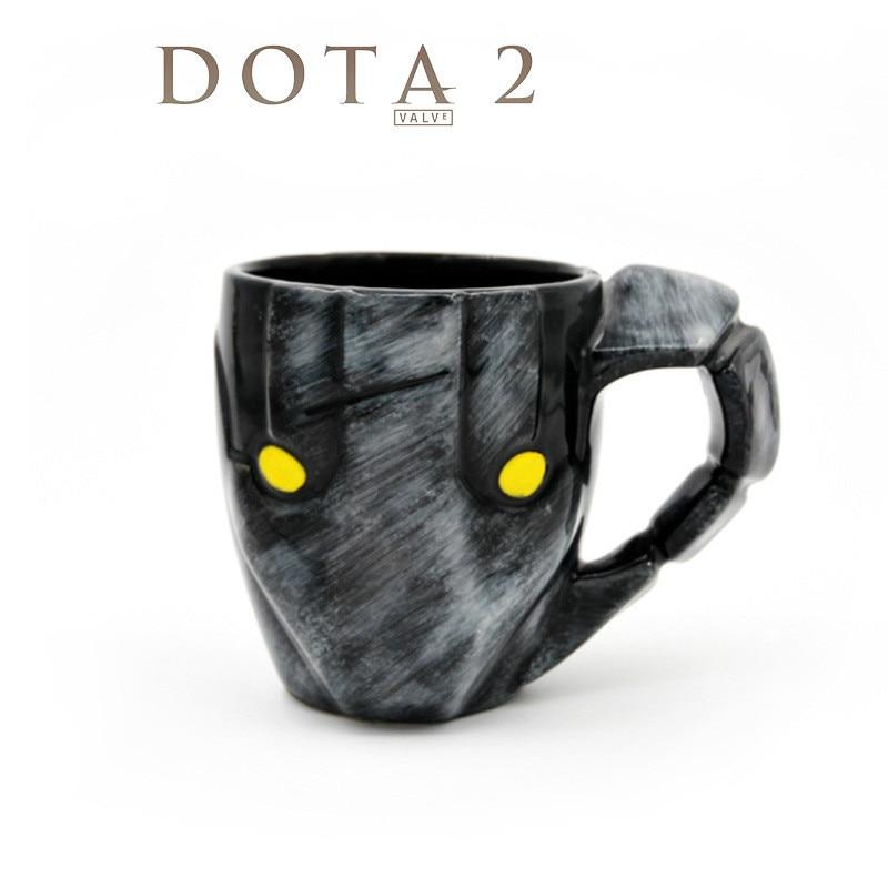 DOTA2 TI8 Swan immortal mug SVEN water cup surrounding ceramic cup coffee cup milk cup tazas de ceramica creativas