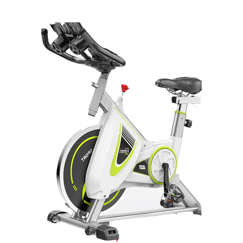 120KGS Indoor Speed Resistance Cycling Bike Home Sport Trainer Mute Smart Exercise Bike Lose Weight