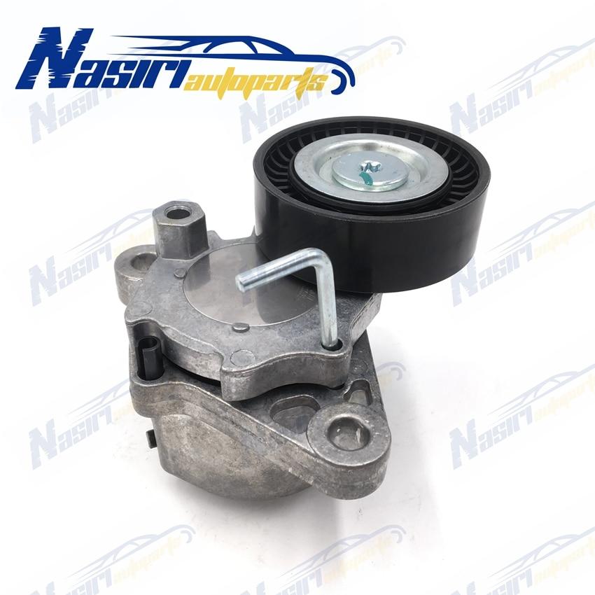 V-Belt Drive Belt Tensioner Pulley Assembly for Hyundai & Kia 1.1 1.4 1.5 1.6 CRDI Diesel APV2837