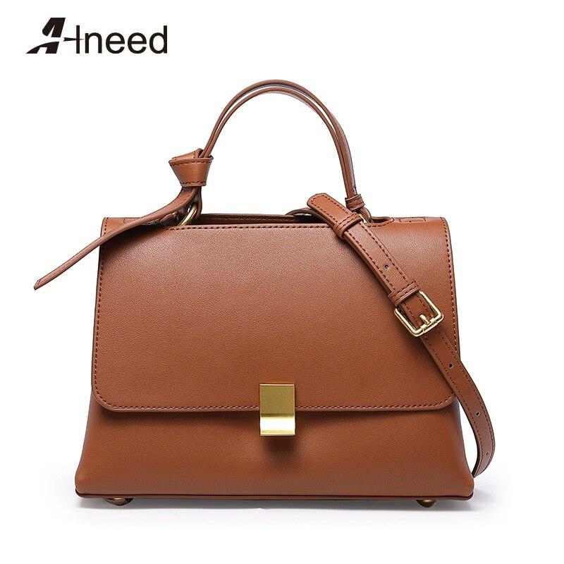 ALNEED 2021 جديد جلد طبيعي حقيبة كتف فاخرة مصمم حقائب اليد المألوف المحافظ وحقائب اليد حقيبة حقيبة ساع