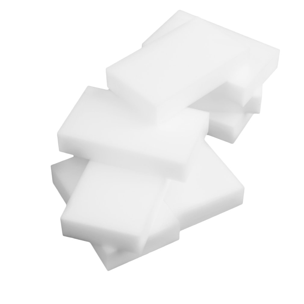 100 pces branco multi-funcional limpador de borracha de esponja mágica 100x60x20mm dnj998