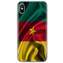 ТПУ силиконовый чехол см Флаг Камеруна баннер для iPhone 11 Pro 4 4S 5 5S SE 5C 6 6S 7 8 X XR XS Plus Max для iPod Touch