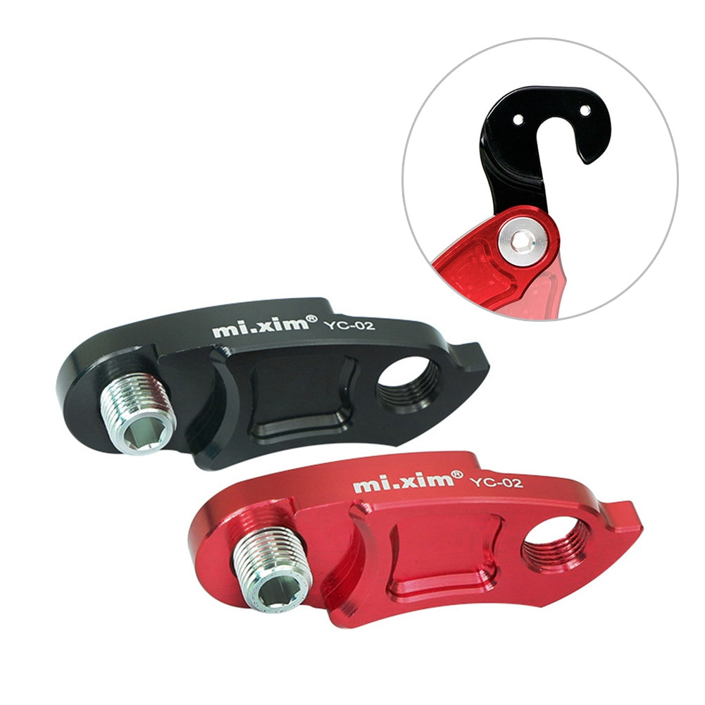 Фото - Велосипедный задний переключатель передач, удлинитель заднего переключателя передач, удлинитель заднего крюка с болтом, удлинитель заднег... удлинитель