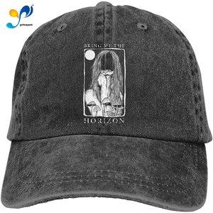 Bring Me The Horizon Shroom Cowboy Cap Baseball Hat Casquette Headgear