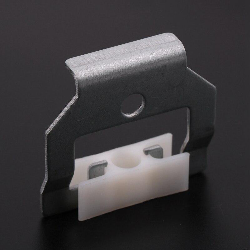 5 قطعة شندلر 3300AP أجزاء المصعد الباب المنزلق الباب كعب توجيه للمصاعد AQ1H564