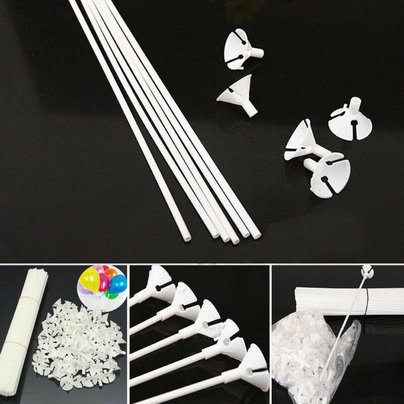 Пластиковые палочки и чашки, 50 шт.