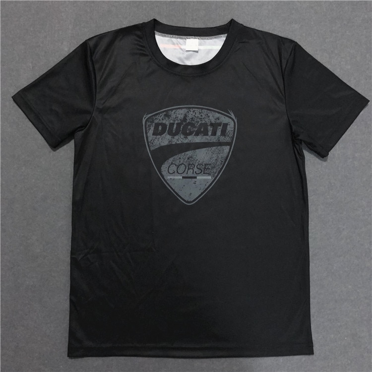 ducati T-shirt Knight T-shirt riding the car brigade leisure shirt collar motorcycle quick-drying T-shirt t-shirts