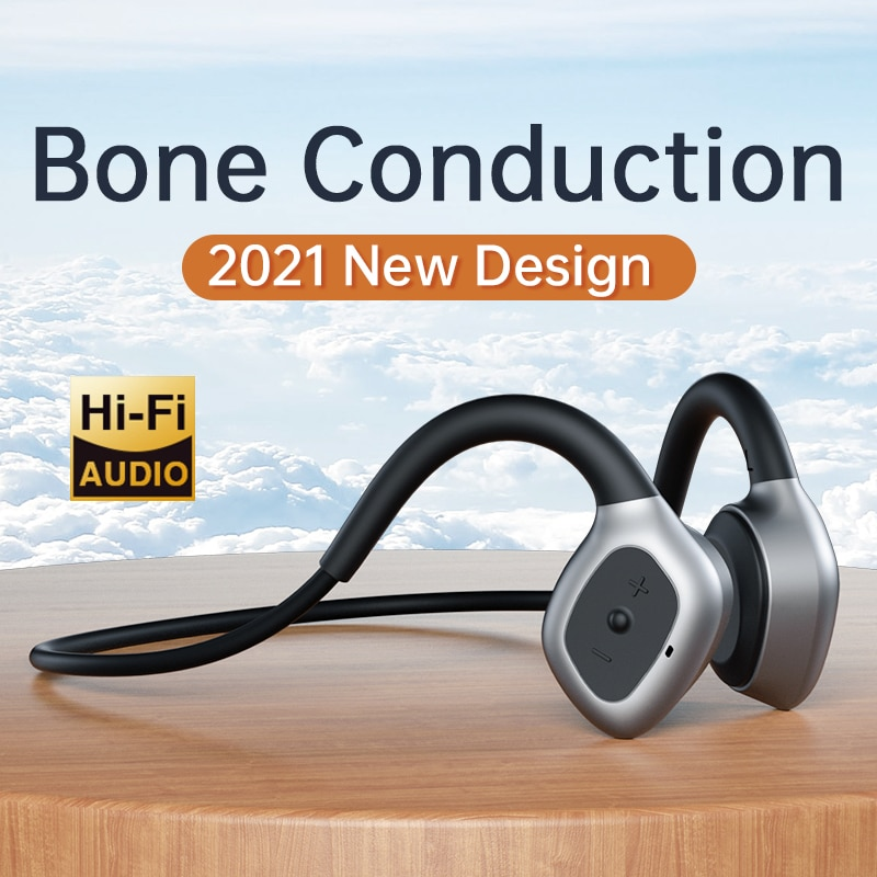 For Xiaomi Sony Bone Conduction Earphone Wireless Headphone Bluetooth Stereo Headset Audio Music Mp3