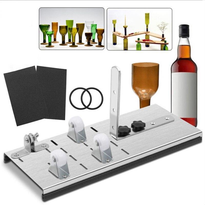 Инструмент для резки стеклянных бутылок Профессиональный режущий инструмент для резки стеклянных бутылок Режущий инструмент для домашнег...