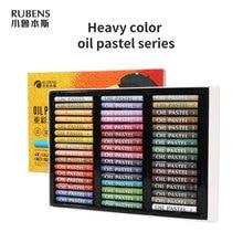 Paul Rubens pastello ad olio 18/12/24/36/48 Set di colori vivaci per bambini morbido facile da usare materiale scolastico per bambini sicuro e Non tossico
