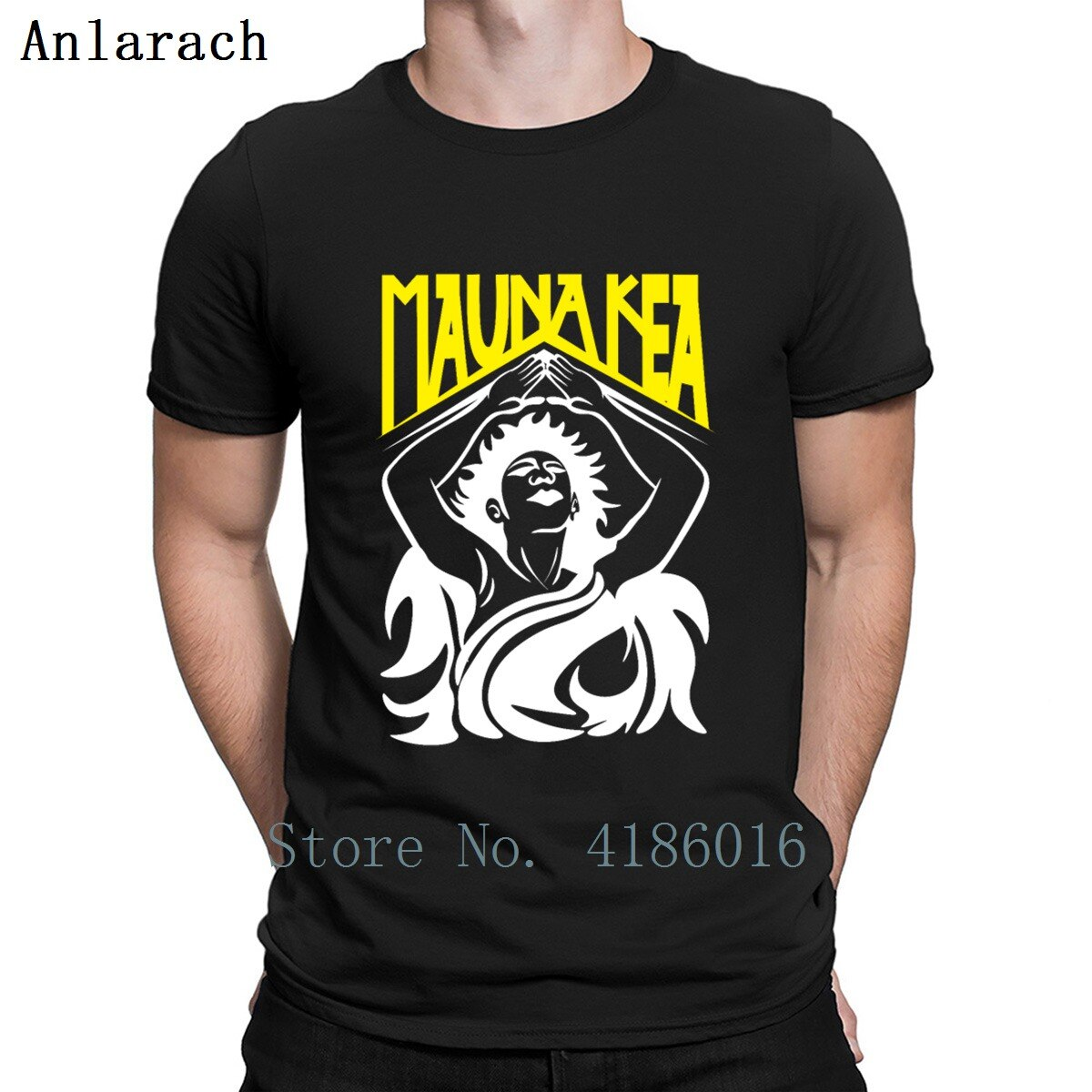 Mauna Kea Ritual Protest Tmt hombres mujeres camiseta divertida verano lindo camiseta Normal sobre tamaño 5xl diseñador Normal camisa
