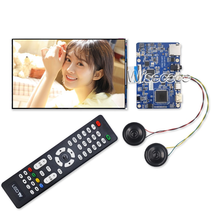 Wisecoco 7 pulgadas IPS pantalla LCD 1920X1200 TFTMD070021 LCD pantalla Hdmi Mipi junta para Google Nexus 7 2nd 2013 ME571 paisaje tipo