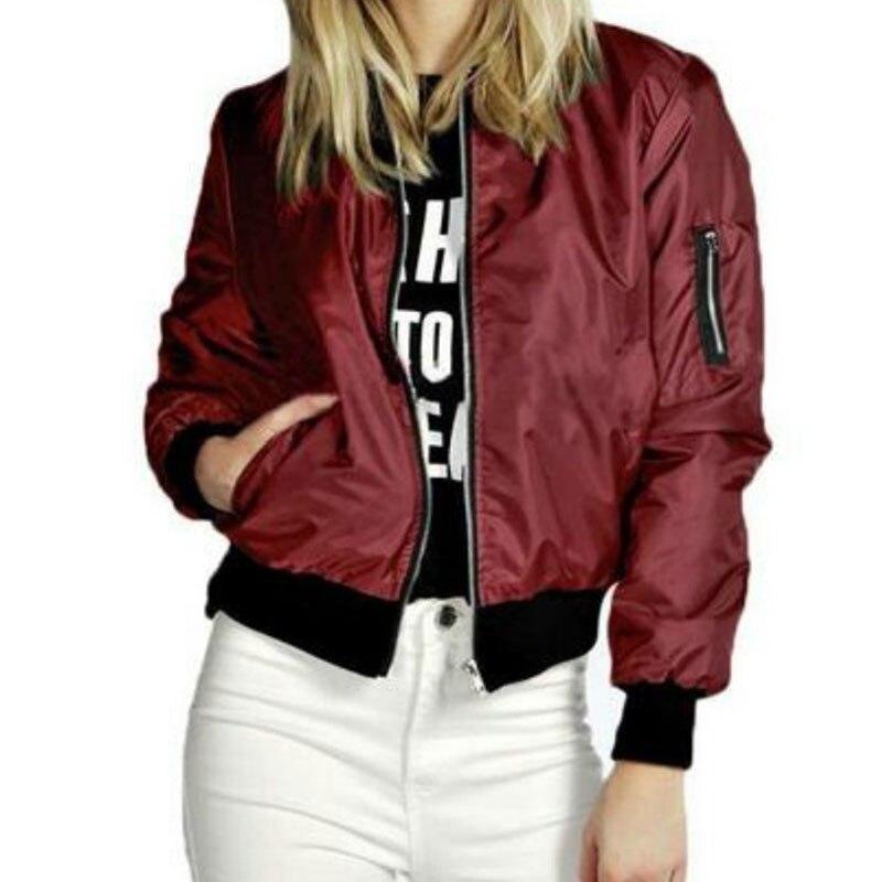 Zogaa Fashion Windbreaker Jacket Women Summer Coats Long Sleeve Basic Jackets Bomber Thin Women's Jacket Female Jackets Outwear