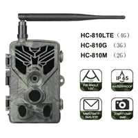 hc810lte hunting camera 4g mms sms smtp ftp cellular wireless infrared waterproof 20mp 1080p 0 3s trigger trail cam photo trap