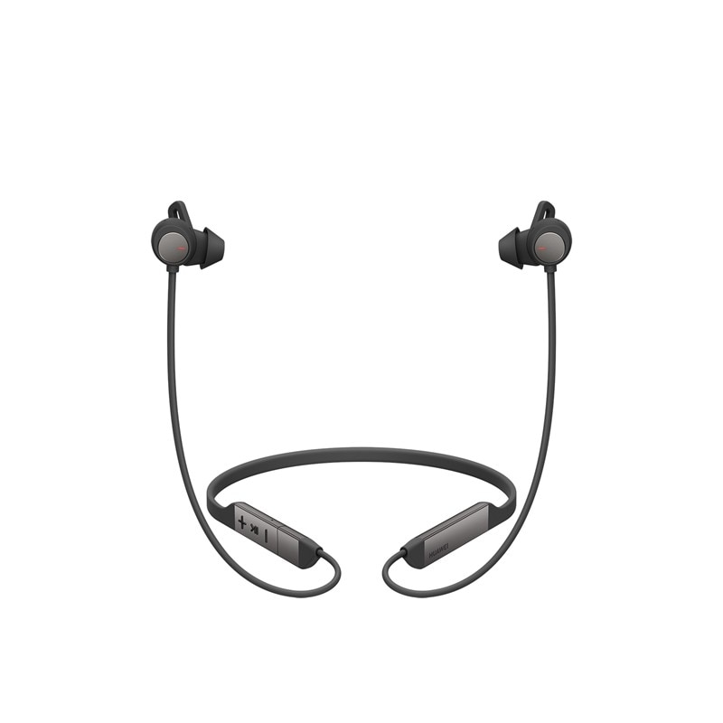 Genuine Huawei FreeLace Pro Wireless Earphones, Dual-Mic Active Noise Cancellation Bluetooth In-Ear Headphones Fast Charging
