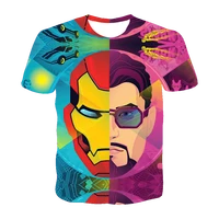 2021 summer boys and girls iron tshirt man new game fort night 3d printed t shirt material childrens breathable clothes 4t 14t