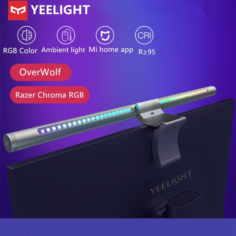YEELIGHT Screen light Bar Pro Eyes Protection Reading Dimmable PC Computer USB Lamp Display Hanging