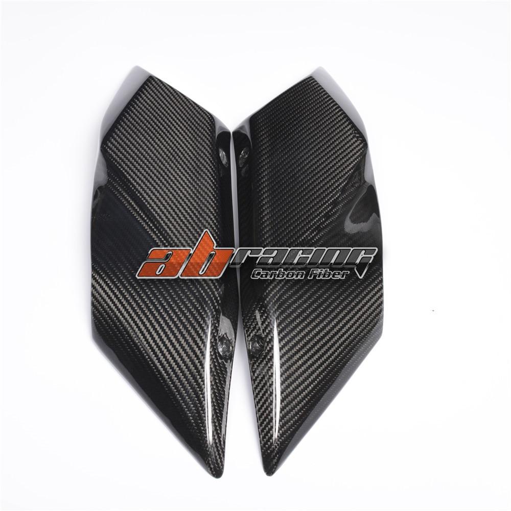 Rear Tail Side Seat Trim Cover Seat Side Panels For Kawasaki Ninja H2 H2R 2015-2019