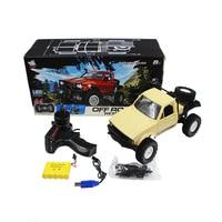 1:16 радио Conttrol военный грузовик 4 колеса внедорожный металлический автомобильный пульт дистанционного управления Управление подняться игр...