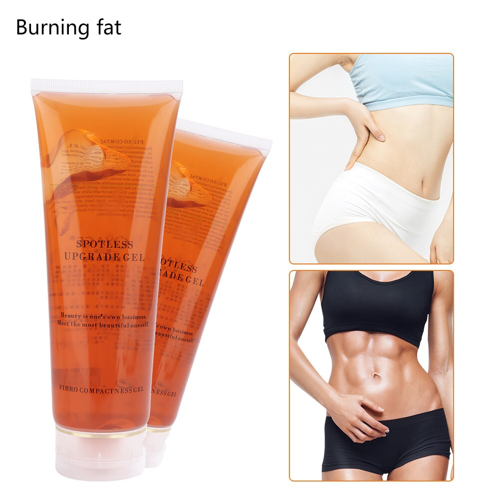 300ml Ultrasonic Inject Gel Body Slimming Moisturizing Cream for Massager Beauty Device Body Face Gelatin Skin Lifting Tighten