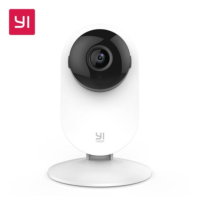 YI Home Camera 1080p inalámbrico IP Wifi sistema de vigilancia de seguridad Monitor de bebé visión nocturna nube VERSIÓN INTERNACIONAL (EE. UU./UE)