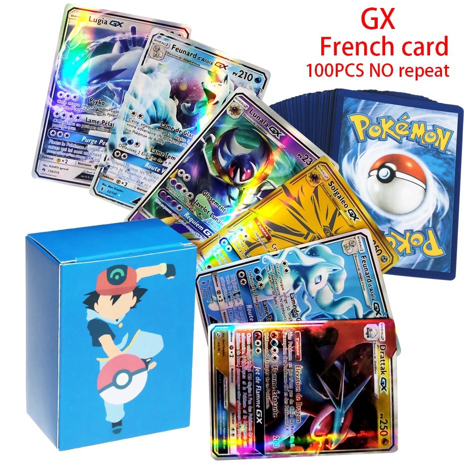 10-100-uds-frances-version-tarjetas-de-pokemon-v-gx-mega-equipo-ex-juego-de-cartas-de-batalla