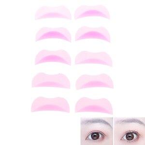 5 пар/компл. силиконовая ресница Пермь колодки для переработки ресницы стержни щит подъема 3D ресницы для завивки для макияжа аксессуары инструменты для нанесения