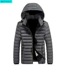 Parker Coat Men's Windproof and Warm Winter New Windproof Cotton Jacket Jacket Men's Casual Fashion