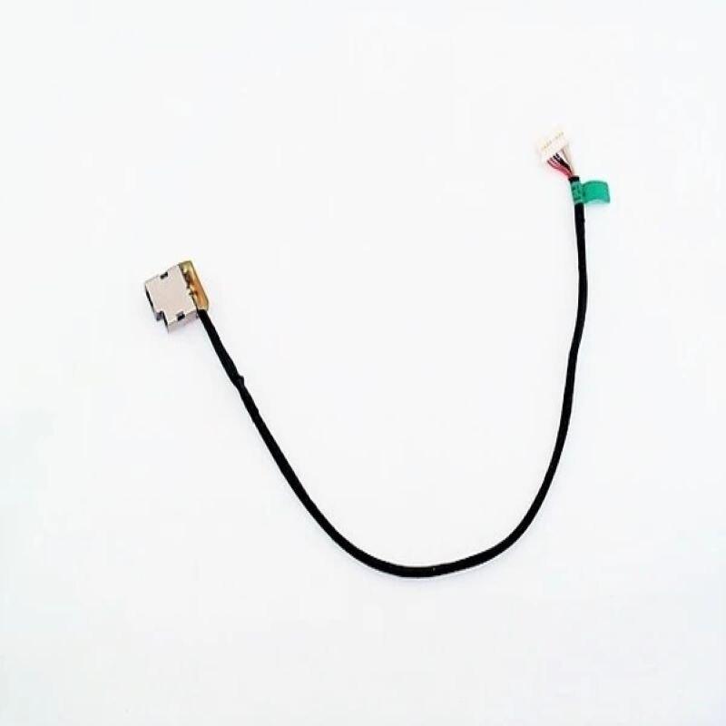 Für HP Strom 14-AX 14-CB 799750-F23 810327-004 DC In Power Jack Kabel Lade Port stecker