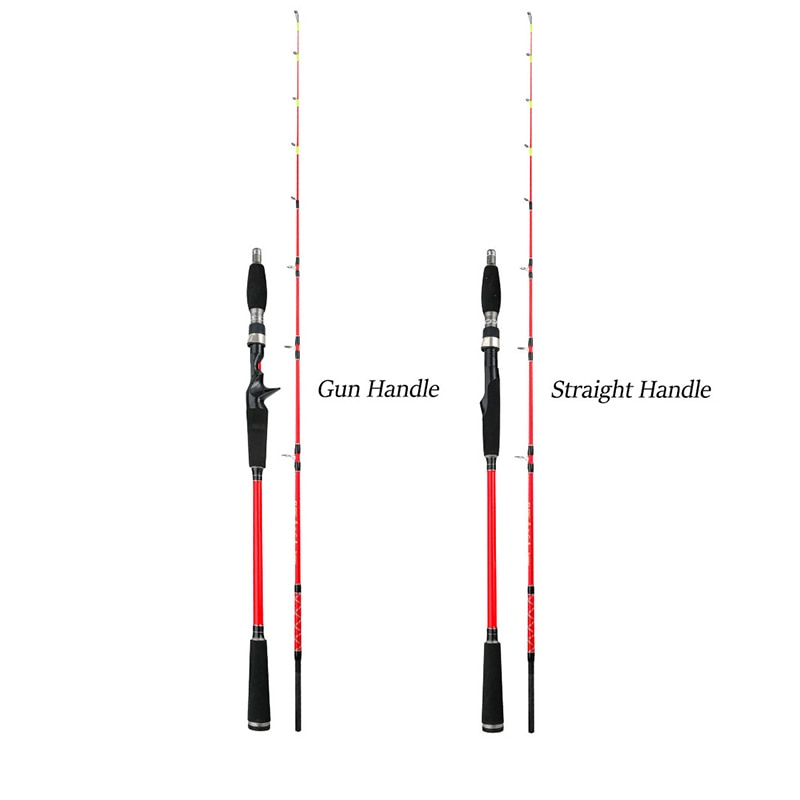 Offshore Boat Pole Carbon 1.5m Slow Rocking Iron Plate Sea Faft Fishing Rod Newly Arrived enlarge