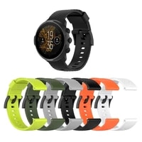 24mm watch band sweat proof breathable lightweight sports replaceable watch belt for suunto7spartan sport