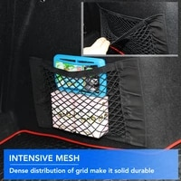 car trunk luggage net bag for ford focus 2 3 4 fiesta for toyota corolla avensis chr camry for mazda 2 3 6 cx 5 lada accessories