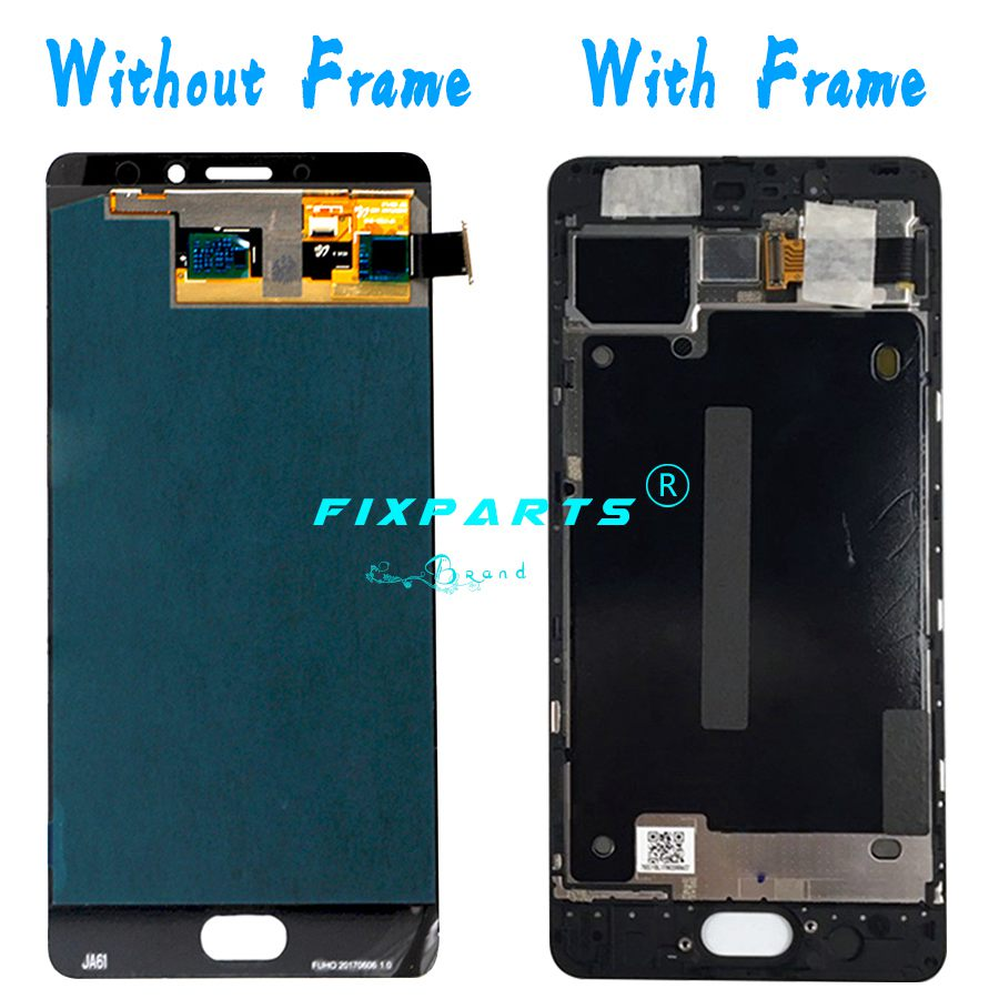100% original Touch Screen LCD Display For Meizu Pro 7 plus pro7 plus Digitizer Sensor Panel Assembly 5.7 inch 2560*1440 Pro7 enlarge