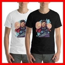 Novedosa camiseta para hombre de DR STRANGE AVENGER INFINITY WAR END, divertida camiseta S - 6XL