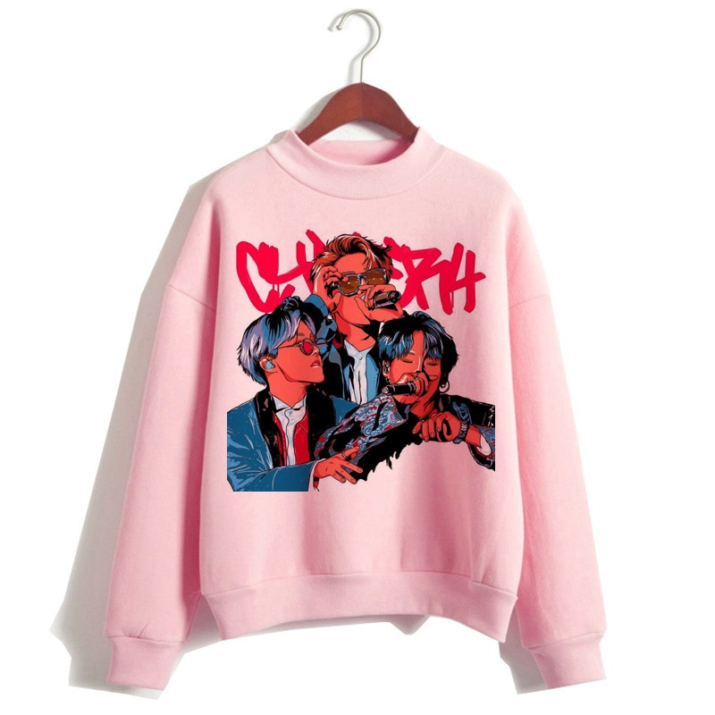 Bangtan Boys Hoodie Women Korean Harajuku  JIN SUGA J HOPE JIMIN V JUNGKOOK Sweatshirt k Pop Hood Kpop Clothes New Sweatshirt