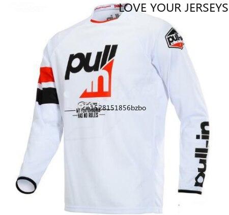 ¡Novedad de 2020! Jersey para Ciclismo de montaña de descenso, camisetas para Crossmax, ropa de Ciclismo para hombre, MTB MX Sant