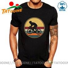 Tatooine drôle vtt vélo T-shirt rétro cyclisme cadeau T-shirt Vintage vélo cycliste T-shirt VTT amant Jersey vêtements