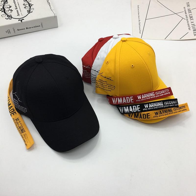 Gorra ajustable para papá, gorras de béisbol, gorras Snapback para hombres y mujeres, gorras de béisbol de Hip Hop, sombrero informal de calle con correa larga