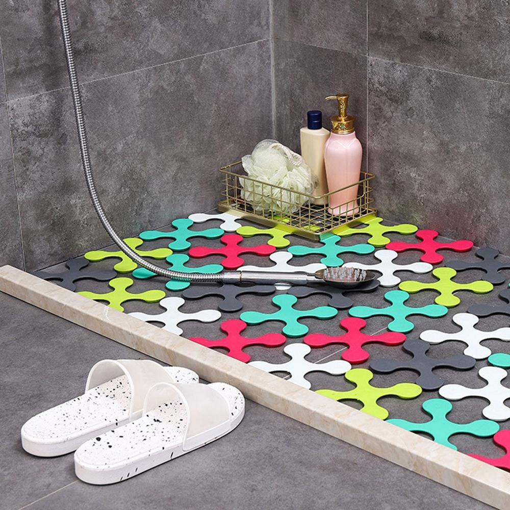 Antideslizante alfombra empalme baño alfombra коврик для ванной estera de baño decoración...