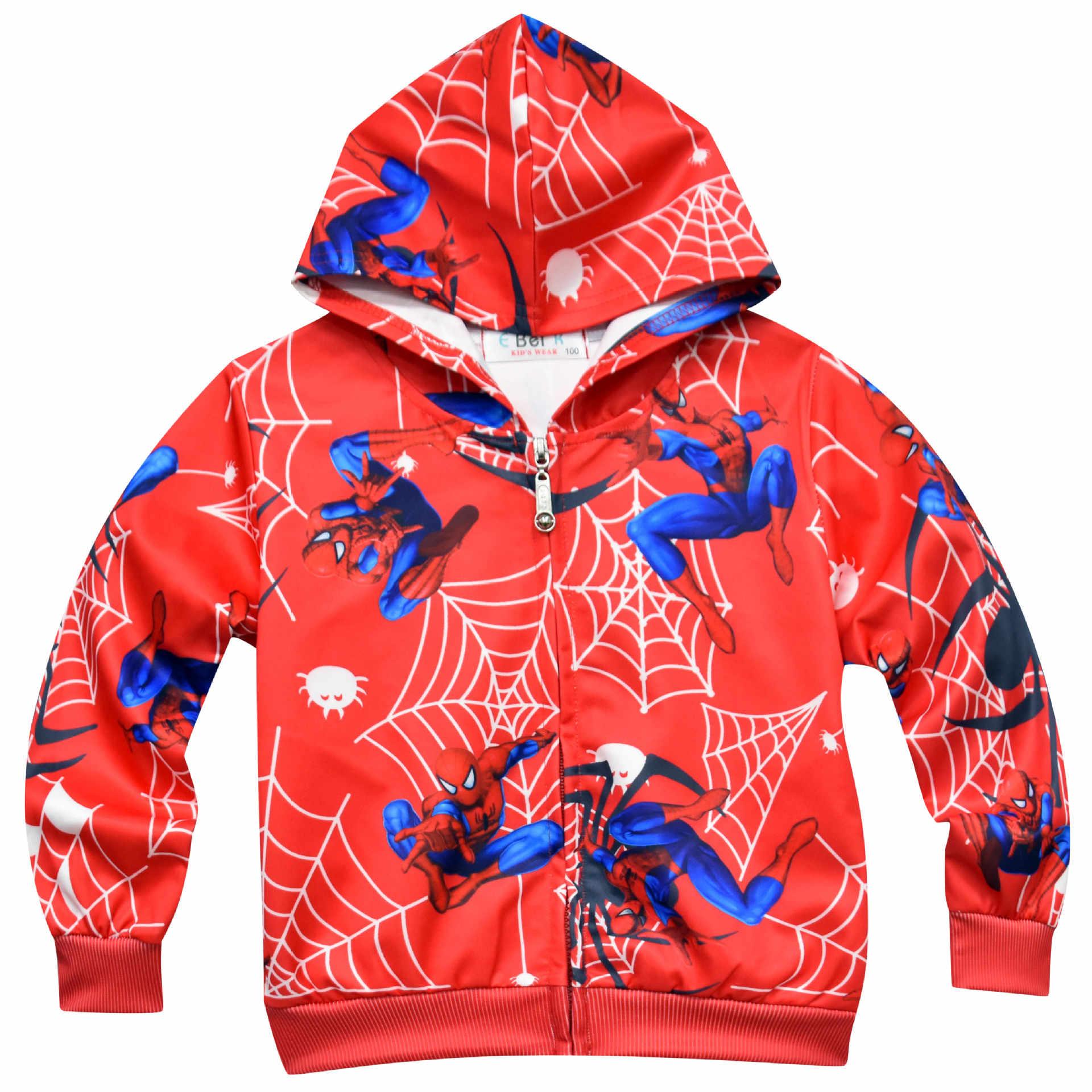 Neue 2020 Frühling Jacke Herbst Jungen Mantel Jacken Mode Jungen Spiderman Mäntel Kinder Super Hero Jacken Oberbekleidung Jungen Kleidung Jacken Mäntel Aliexpress