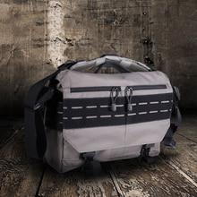 Armée Fans sac de messager tactique 1000D Nylon résistant à lusure sacs à bandoulière en plein air escalade Camp voyage randonnée sac à bandoulière sac à dos