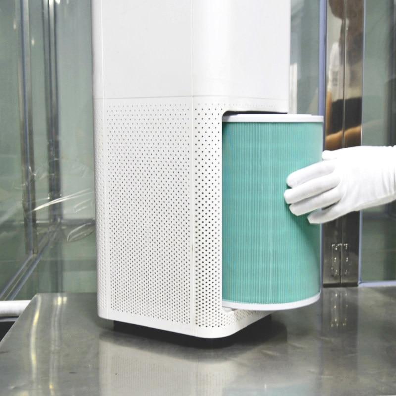 Para xiaomi filtro de aire mi filtro de aire carbono HEPA limpieza de aire 1 3 2 2s pro HEPA polvo PM2.5 HEPA versión Xiaomi purificador filtro