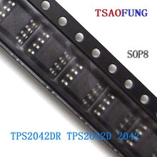 5Pieces TPS2042DR TPS2042D 2042 SOP8 Integrated Circuits Electronic Components